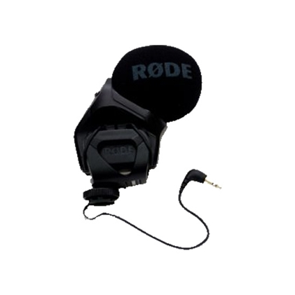 Picture of stero video mic